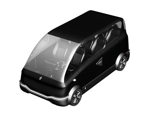 furgone elettrico - fse - wallbox - ricarica automatica 2