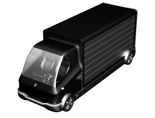 furgone elettrico - fse - wallbox - ricarica automatica 3veicoli elettrici auto elettriche