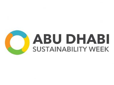 logo sustainability week in Abu Dhabi - automatic charging system at Clix