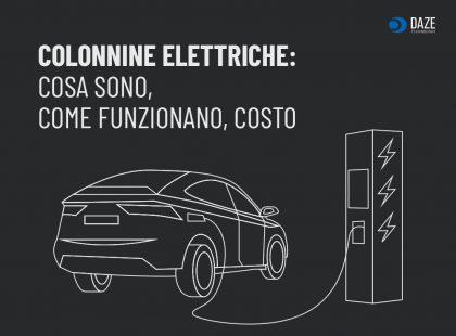 Colonnine Elettriche | Daze Technology