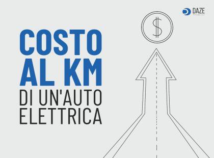 Costo al km di un auto elettrica
