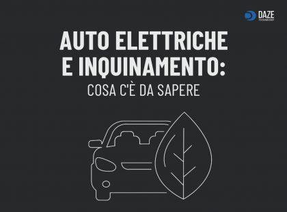 Inquinamento delle Auto Elettriche