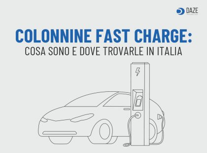 Colonnine Fast Charge
