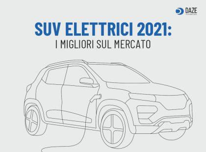 migliori suv elettrici 2021