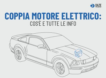 Coppia Motore Elettrico cos'è e come funziona