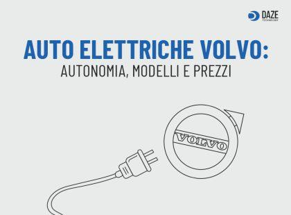 Auto Elettriche Volvo: prezzi e modelli